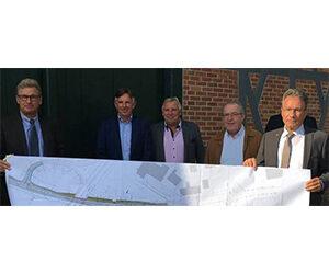 """""""Ertüchtigung des Knotens AS Stapelfeld und L222"""" – Unterzeichnung öffentlichrechtlicher Vertrag am 03.09.2020 in Stapelfeld"""